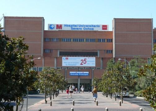 espera hospital getafe: