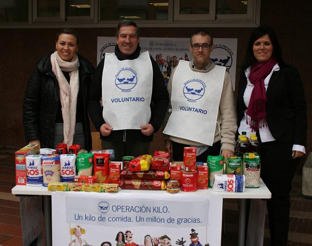 regional / el banco de alimentos busca 20.000 voluntarios para su iv