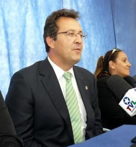 Alcalde de Leganés