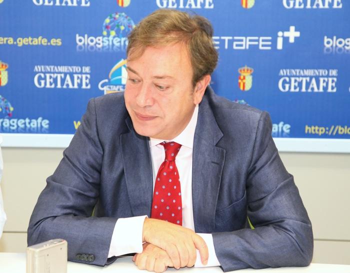 Juan soler alcalde de getafe repugnado por el caso p nica - Ramon soler madrid ...