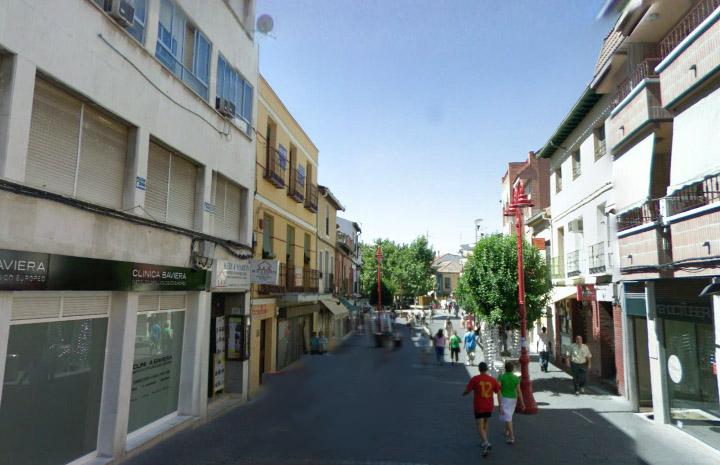 Getafe queda desierto el concurso de ideas para - Calle santiago madrid ...