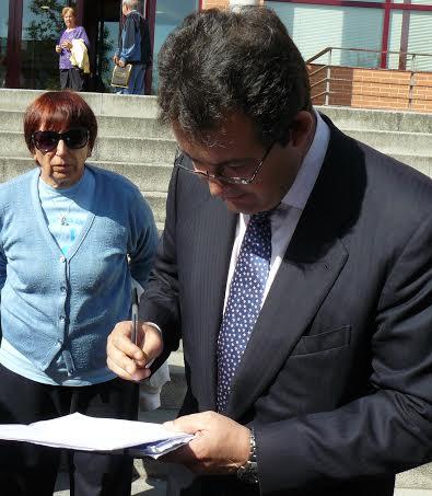 Alcalde Leganés, Jesús Gómez, no le importaría declarar en el jugado como testigo