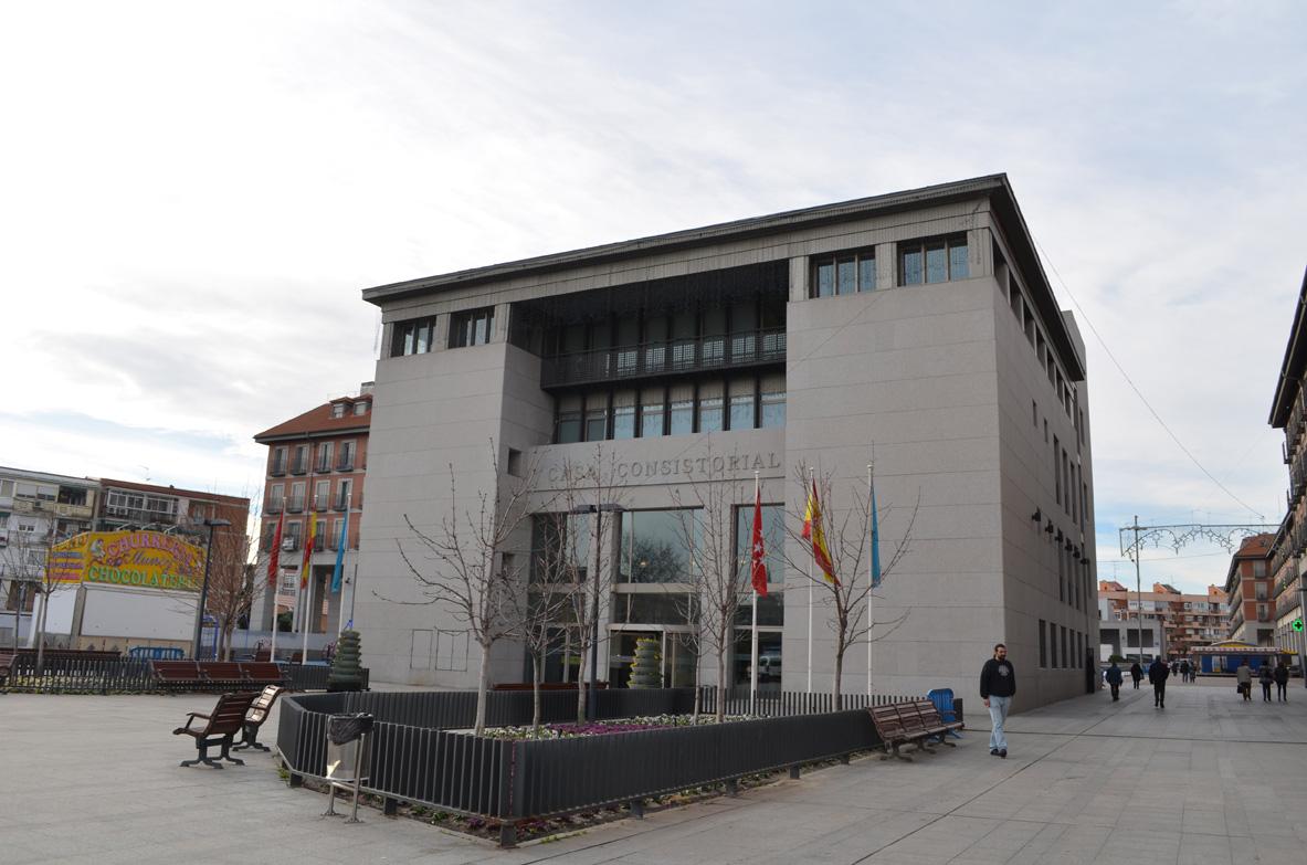 Servicio de cita previa online en el ayuntamiento de legan s for Oficina consumidor getafe