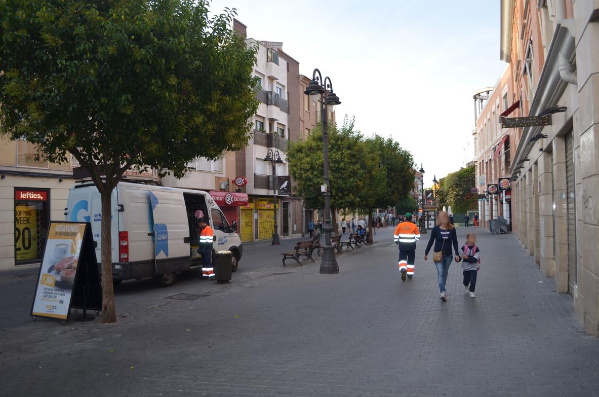 Getafe ahorro en personal noticias para municipios - Calle santiago madrid ...