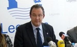 Jesús Gómez, alclade de Leganes