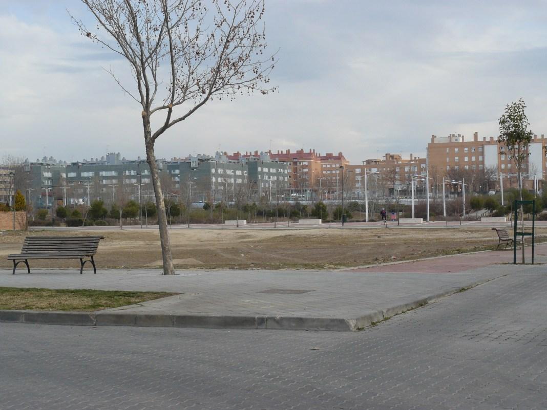 Arroyo Culebro de Leganés