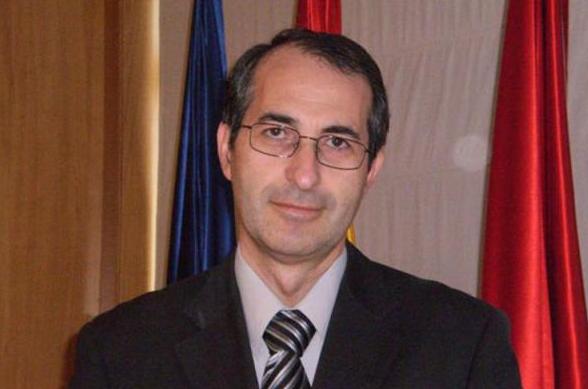 Rector de la Universidad Rey Juan Carlos. Fernándo Suárez
