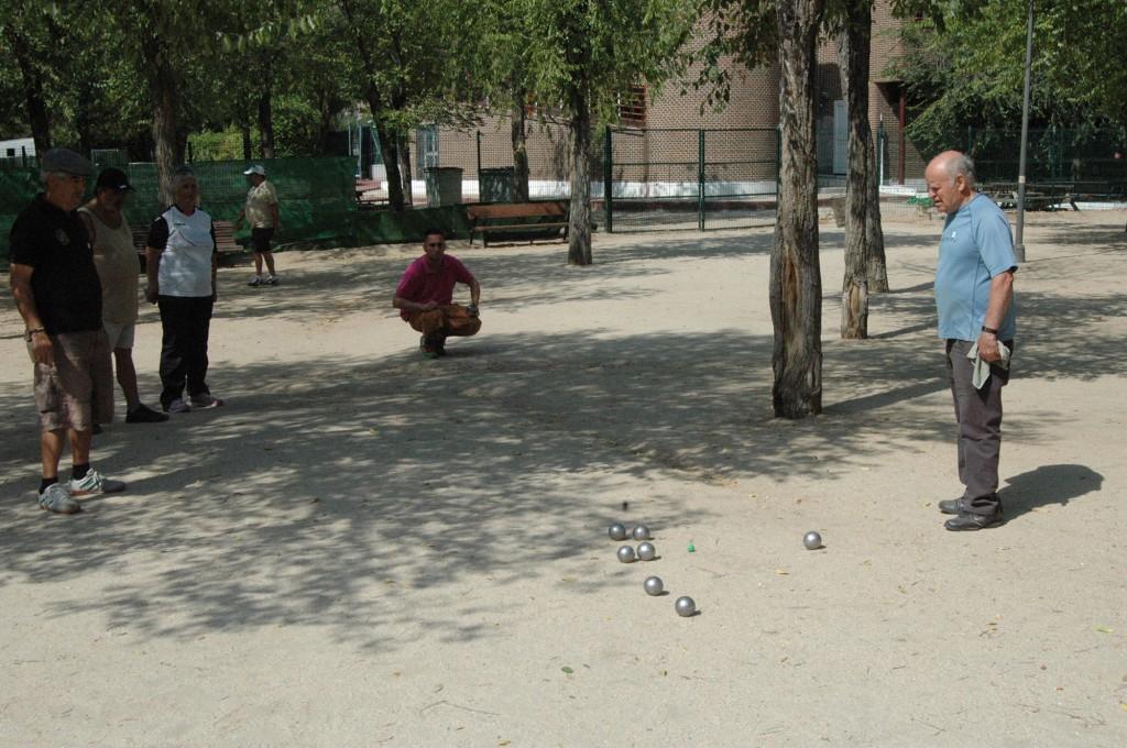 Torneo de Petanca