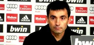 Asier Garitano, entrenador del Leganés