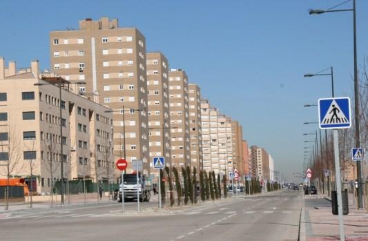 Barrio de Parla Este