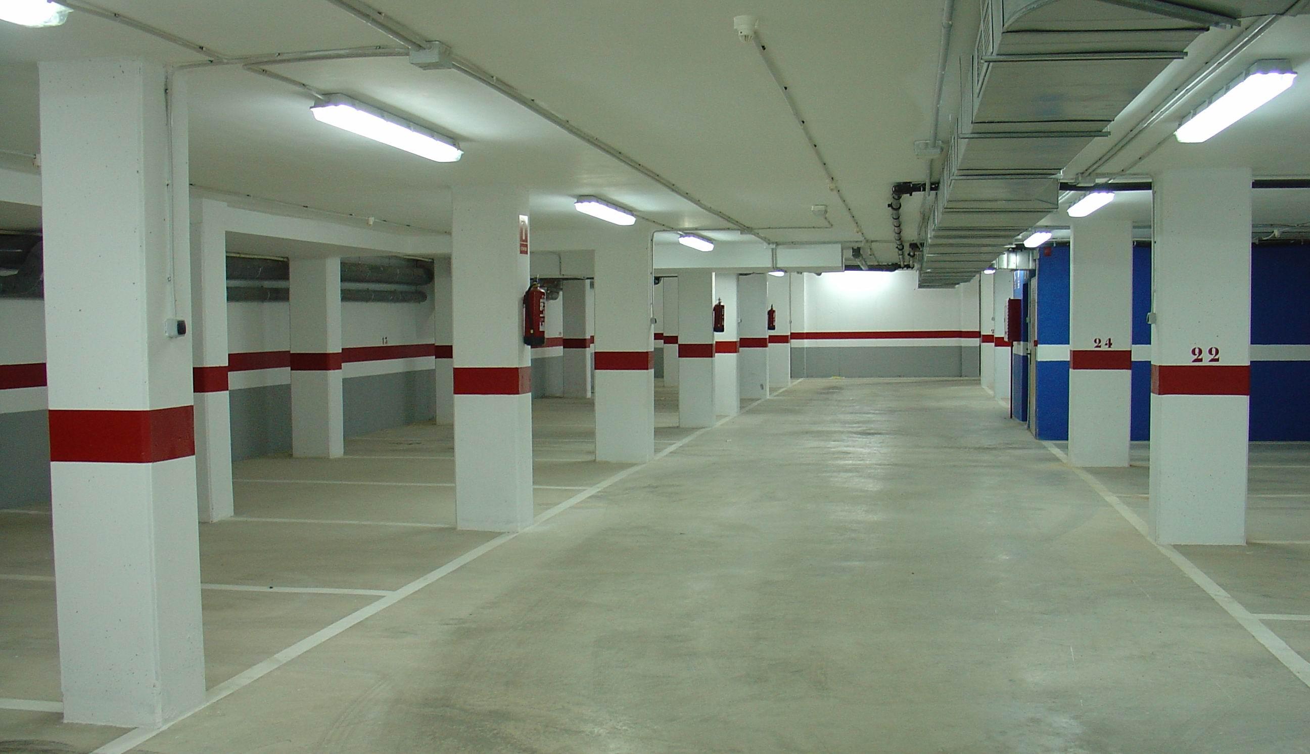 getafe la emsv pone a la venta 87 plazas de garaje no
