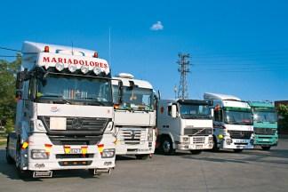 camiones getafe