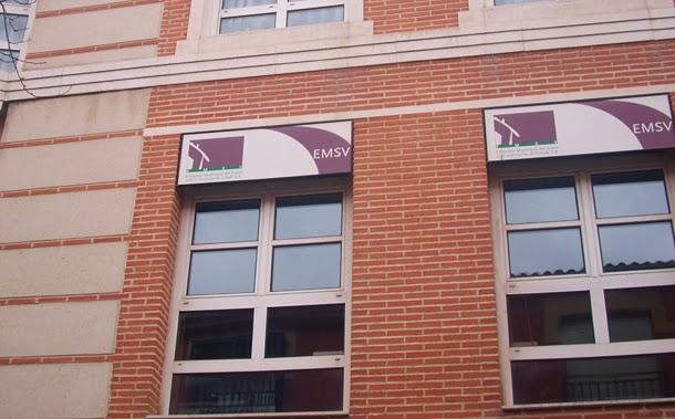 Oficinas de EMSV de Getafe