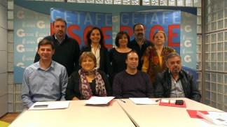 concejales PSOE Getafe