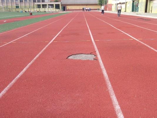 Polideportivo San Isidro Getafe