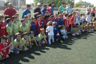 fútbol parla escuela