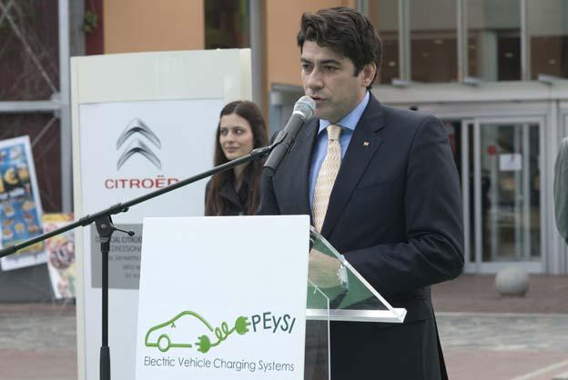 coches eléctricos en Alcorcón