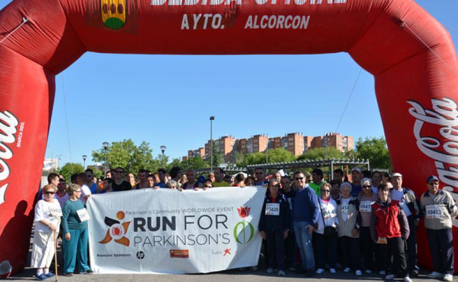 run for parkinson en Alcorcón