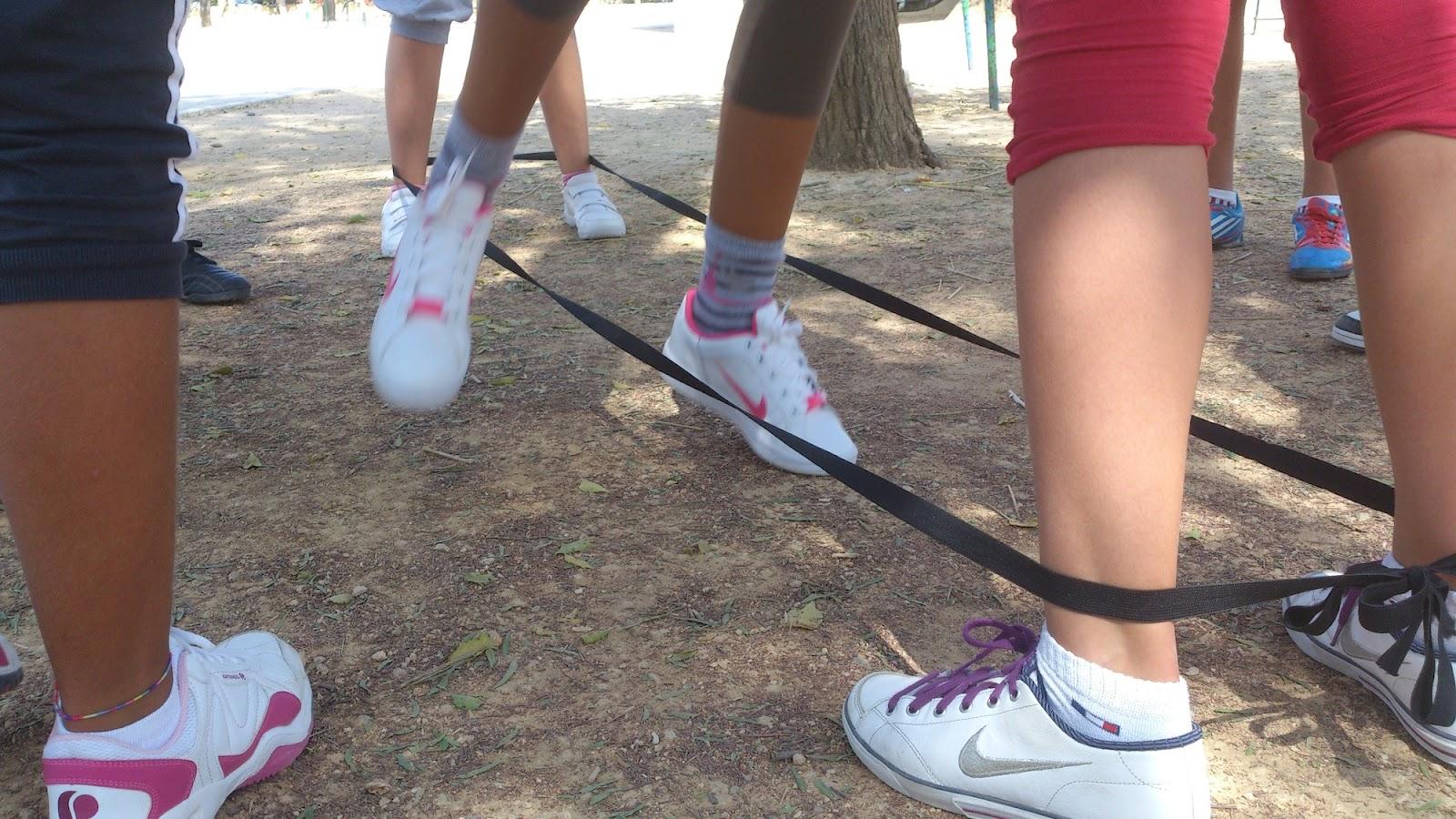 Los juegos tradicionales se recuperan en las fiestas de Vereda de Los Estudiantes