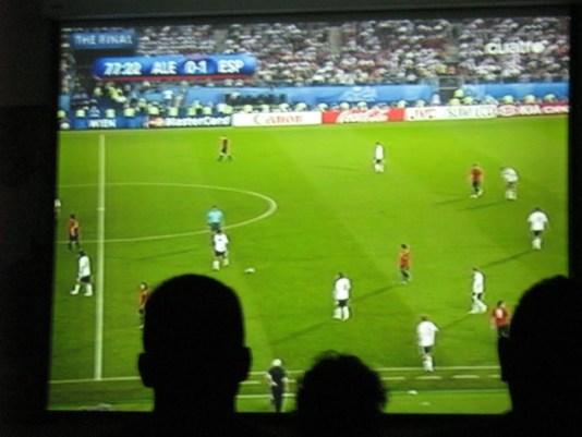 pantalla gigante en Parla
