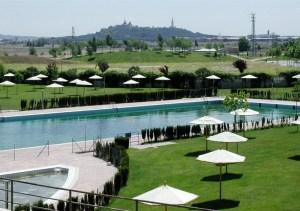 piscinas municipales de Getafe