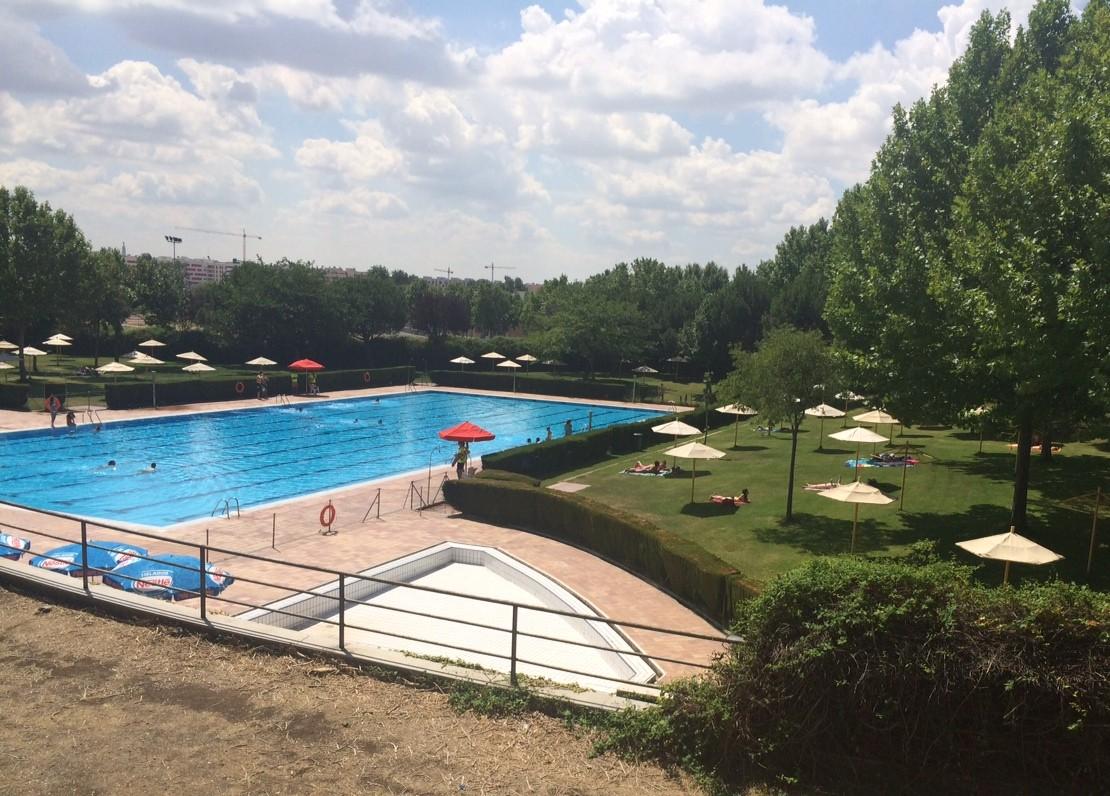 Sin bonos en la piscina municipal de getafe norte for Piscinas norte