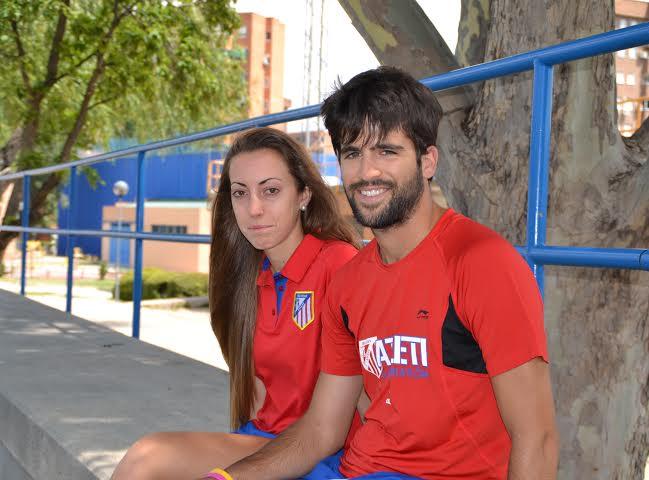 Samuel García y Elena Rodríguez correrán 100 kilómetros y donarán lo recaudado a una asociación contra el cáncer