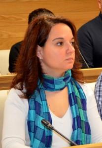 Sara Hernández, PSOE