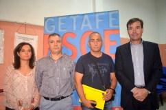 142 familias de ivima Getafe Norte