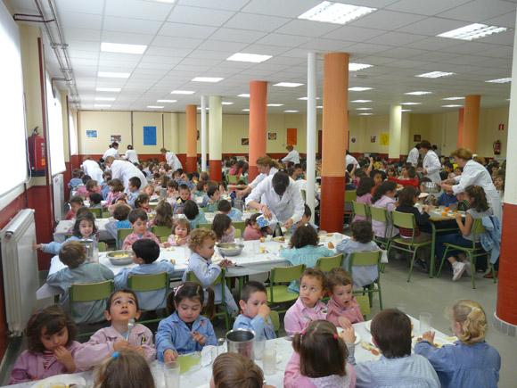 ALCORCÓN/ Aprobados 500.000 euros de ayudas para comedor escolar y ...