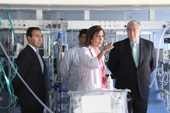 El  consejero, Javier Rodriguez ha hecho estas declaraciones mientras visitabaa otros de los hospitales del Sur, ell Severo Ochoa