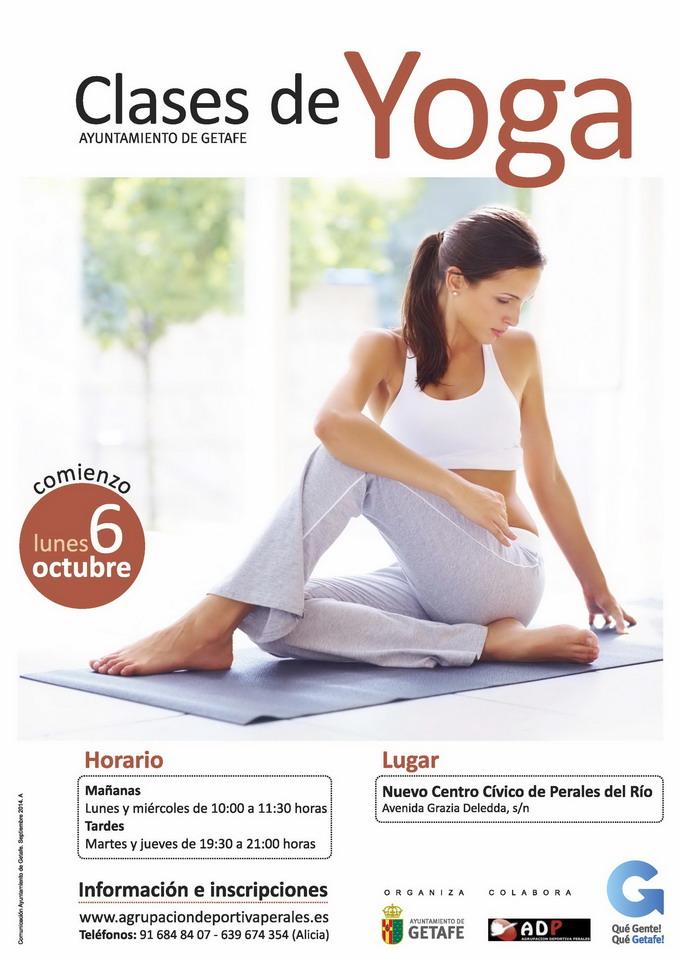 yoga en getafe