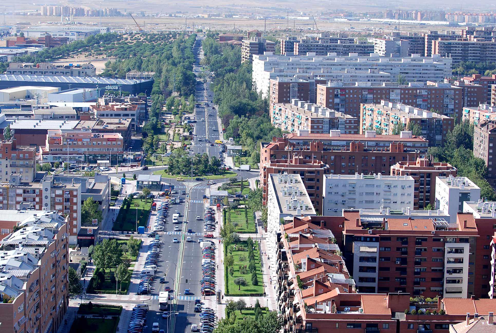Alcorc n municipio con menor esfuerzo fiscal por ibi en for Calle oslo alcorcon