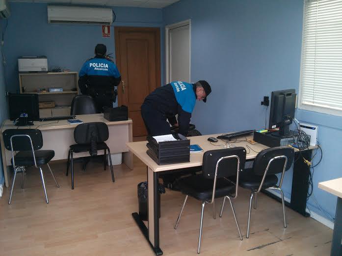 Nuevas 39 oficinas de denuncia 39 en los barrios de alcorc n for Oficina y denuncia comentario