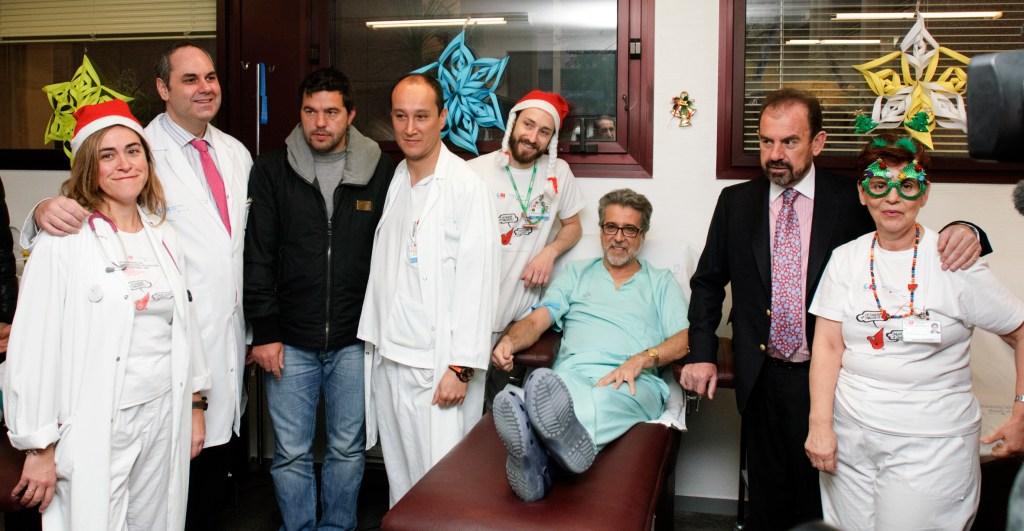 El Getafe CF colaboró con el X Maratón de Donación de Sangre del Hospital de Getafe