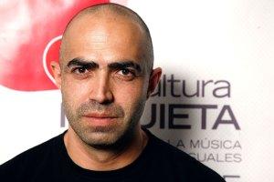 Juan Yuste, director de la Plataforma Cultura Inquieta