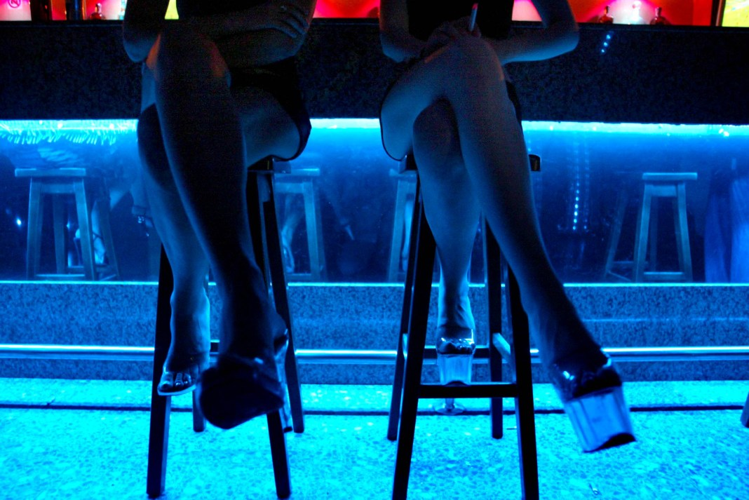 la protitucion prostitutas en getafe