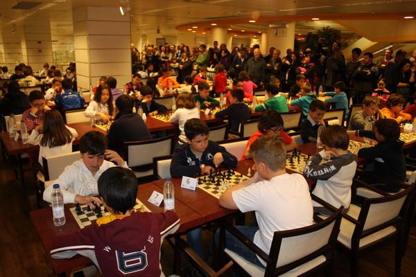Torneo local de ajedrez