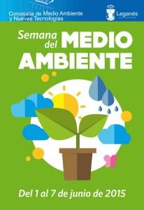 cartel semana del medio ambiente