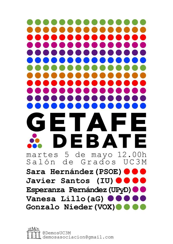 debate getafe