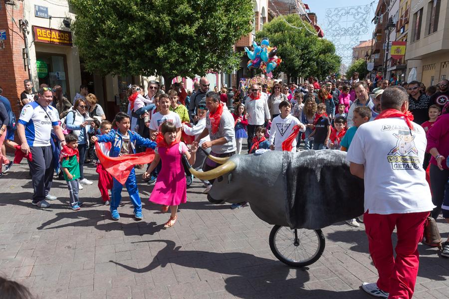 Getafe el domingo 4 de junio las fiestas de getafe 2017 - Ramon soler madrid ...