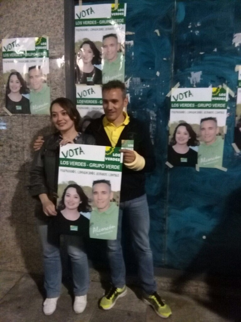 Candidatura de Los Verdes-Grupo Verde