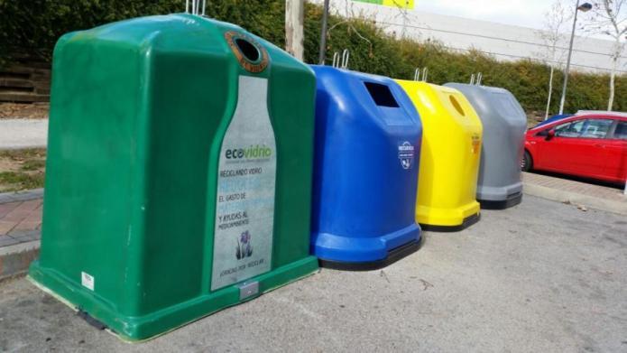 Alcorc n comienza una campa a informativa sobre reciclaje - Como reciclar correctamente ...