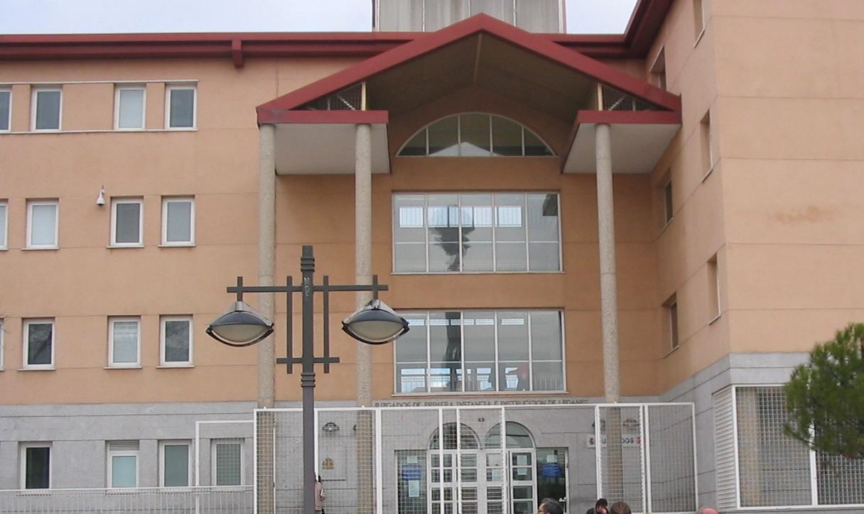 Juzgado de Leganés