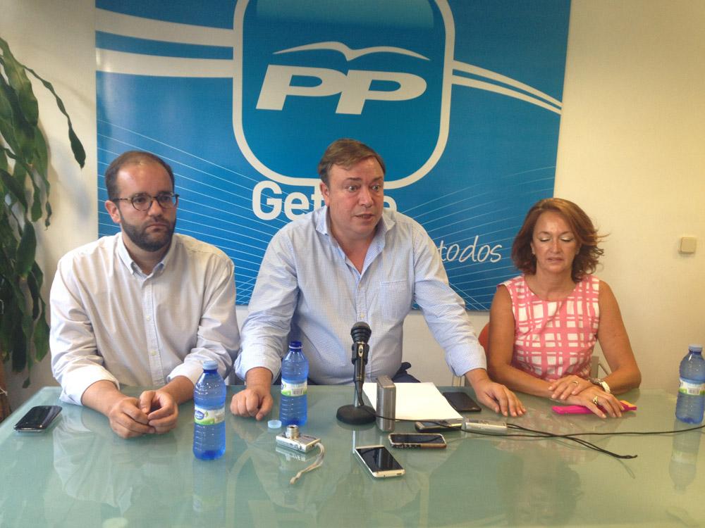 Getafe el gobierno municipal exigir en el pleno la - Ramon soler madrid ...