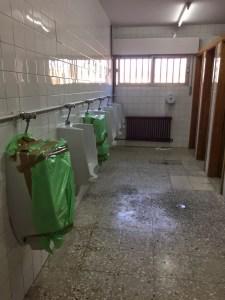 Deficiencias en un colegio de Leganés.