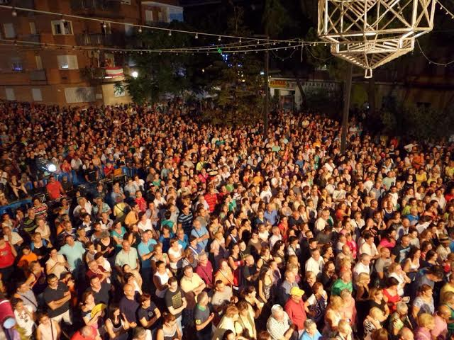 Alcorc n licitados los conciertos de las fiestas - Teatro buero vallejo alcorcon ...