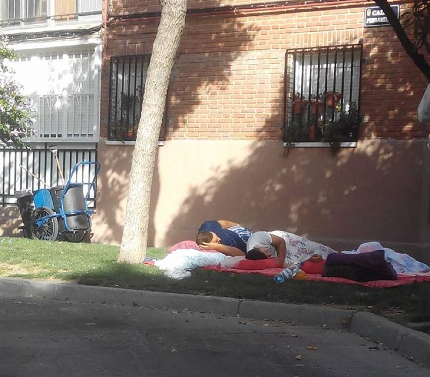 En marcha un plan de mediaci n y convivencia en las margaritas for Calle jardines getafe