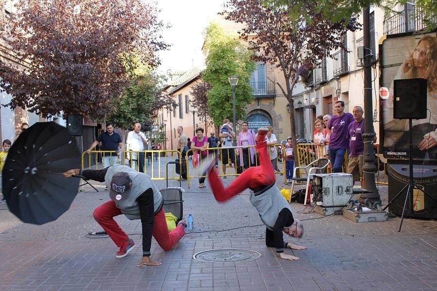 Espectáculo de danza, Agridulce de Umami. Foto_Ruth Holgado.