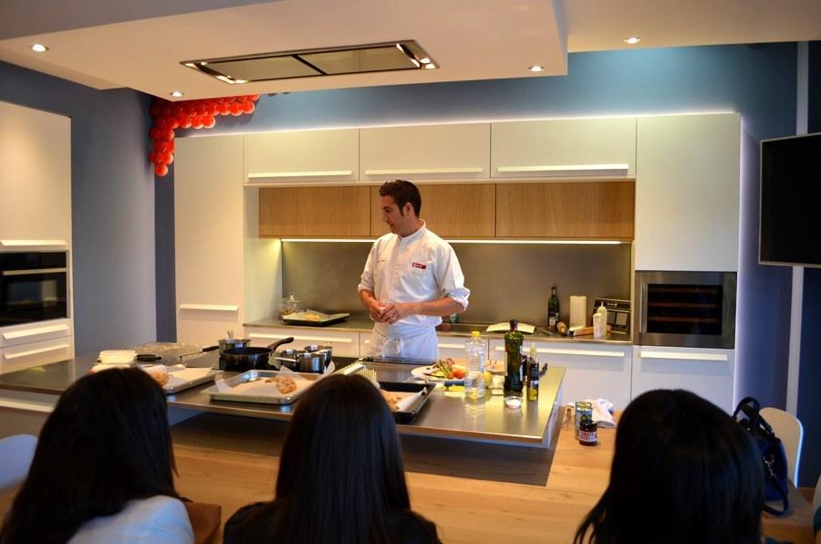 Empresas la empresa cocinas rio muestra su espacio de for Empresas de cocinas